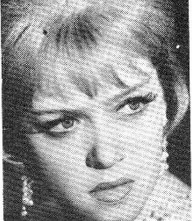 Алиса Фрейндлих, выпуск 1957 года