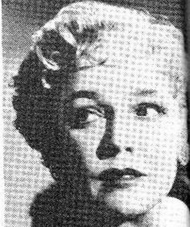 Галина Комарова, выпуск 1951 года