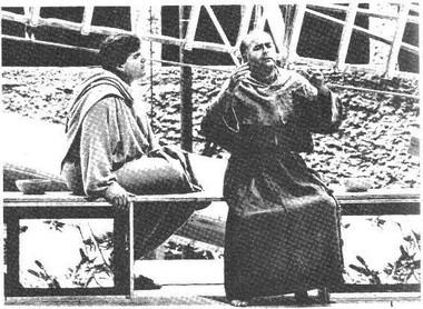 Ж. ванн ам«святой Франциск), Д.Алер (Брат Массей). «Святой Франциск Ассизский».