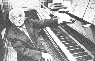Натан Перельман. 15 мая 1993 г. Петербург. Фото В. Дюжева