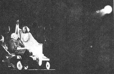И. Горбачева (Лир) иЗ.Павловская (Корделия). Фото В. Васильева