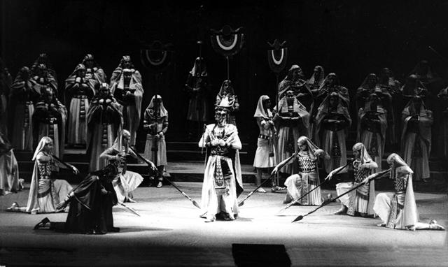 «Аида». Мариинский театр.