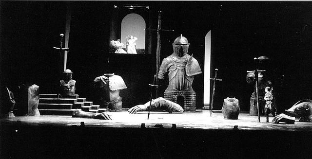 «Отелло». Мариинский театр