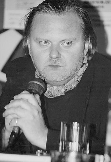 Ю. Фоссе. Фото Ю. Богатырева