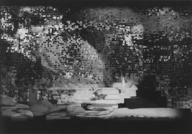 Макет сцены «Царство Мороза». Фото из буклета