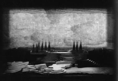 Макет сцены «Ярилина долина». Фото из буклета