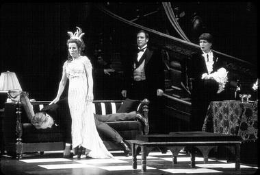 Сцена из спектакля «Лулу». Фото из архива театра