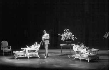 Сцена из спектакля «Великий Гэтсби». Фото из архива театра