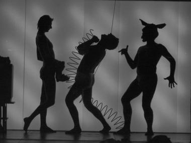 «Вакханки». Сцена изспектакля. Фотоизархивафестиваля