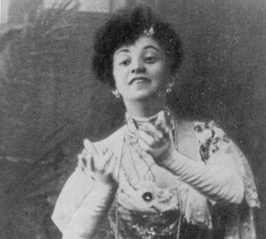 Магда. «Родина» Г.Зудермана.1902