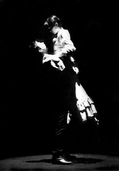 Е.Соколова(Катерина), А.Дербунович (Сергей). «НаваждениеКатерины». Минусинскийтеатр. Фотоизархивафестиваля