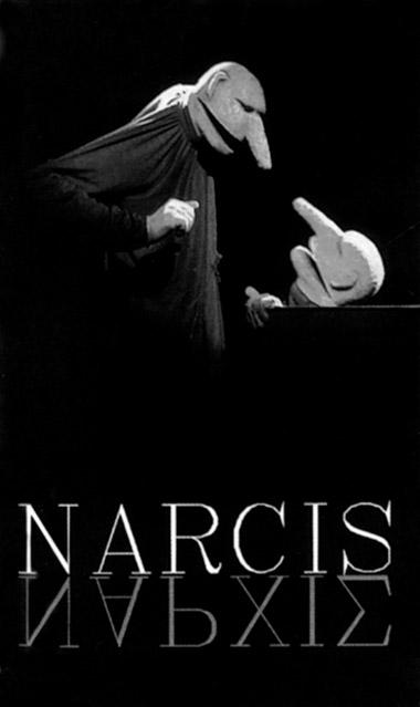 Афишаспектакля  ЙордиБертрана «Нарцисс»(Испания)