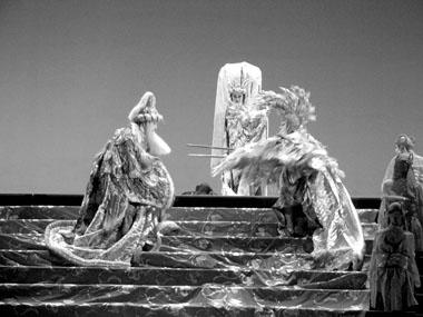 Сцена изспектакля. Фото Н.Разиной