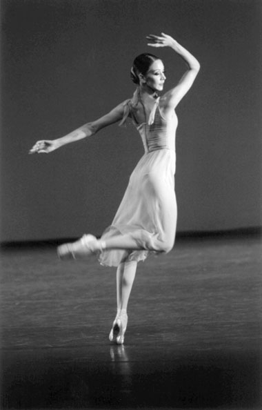 Мария Ковроски. «Танцы навечеринке». Фото Н.Разиной