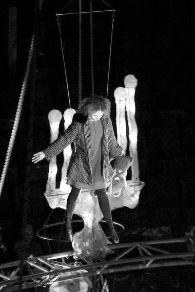 А. Желудева (Маша). Фото из архива «Фабрики искусств»