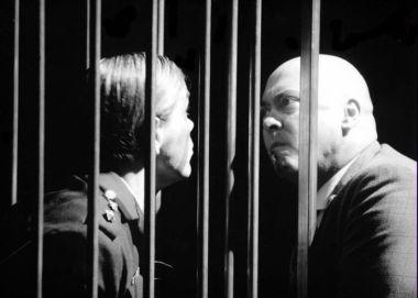 М.Бир (Пантера Браун), Г.Робсон(Пичем). Фото изархиватеатра