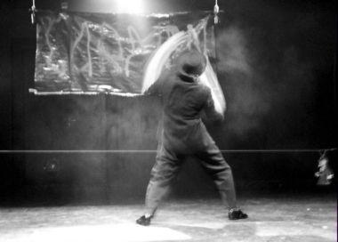 «Г-н. Кармен». Сцена изспектакля. Фотоизархива театра