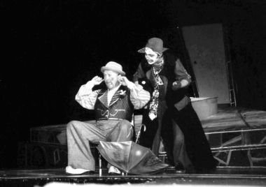 «Лови удачу, Жеспер!». Сценаизспектакля. Театр «Свободное пространство» (Орел). ФотоВ.Петросяна