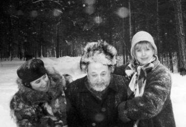 М.Дмитревская, В.Калиш, О.СкорочкинанаАлтае. Фотоизархиваредакции