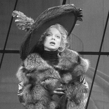 А.Куликова (Екатерина Ивановна). Фото В. Архипова