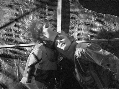 Е.Елькина (Джульетта), М.Тихомиров (Ромео). Лысьвенский муниципальный театр драмы. Фото изархива театра