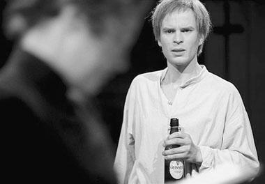 А.Кырве (Винсент). «Винсент». Линнатеатр (Эстония). Фото изархива фестиваля