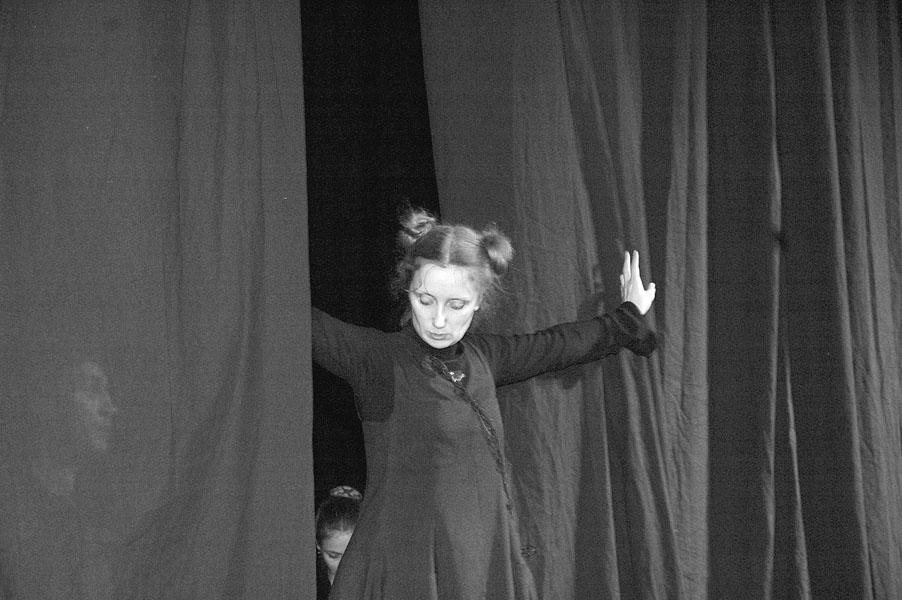 С.Замараева (Катарина). С.Замараева (Катарина). Фото А. Буценко