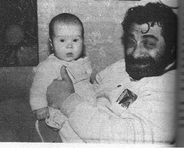 Михаил Хусид и Ая Якимова. Фото В.Исакова