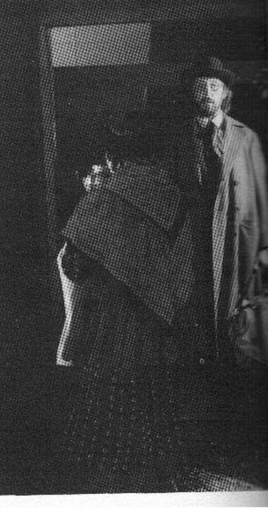 Н.Коляда (Чехов) Фото изархива Гамбургского драмтеатра