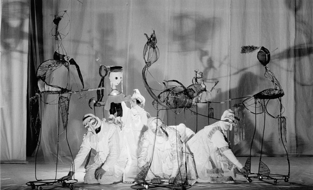 «Черная Курица». Театр«Леле»(Вильнюс). Фотоизархива театра