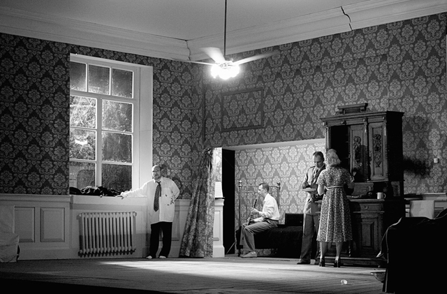 «ТристаниИзольда». Сценыизспектакля. Мариинскийтеатр. ФотоН.Разиной