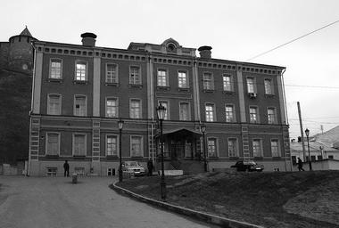 Дом, где была ночлежка, сегодня. Фото М. Дмитревской