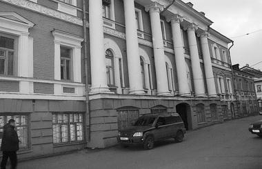 Чайная, где проводили время «босяки», сегодня. Фото М. Дмитревской