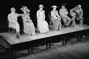 Сцена из спектакля. Фото А. Кудрявцева