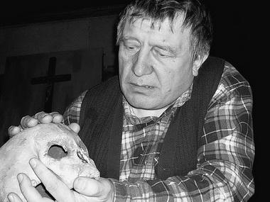 И. Маленьких (Мик Дауд). «Череп из Коннемары». Фото из архива фестиваля