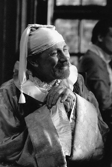 В. Бочкарев (Арган). Фото из архива театра