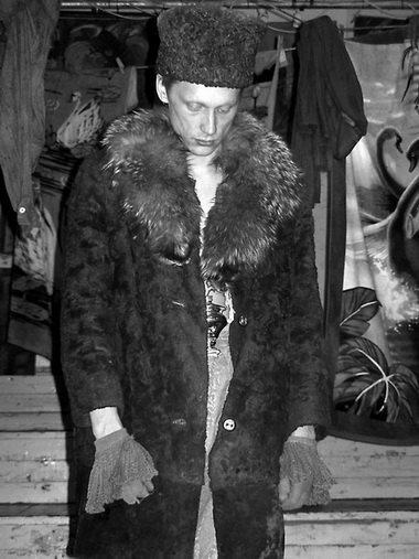 О. Ягодин (Хлестаков). «Ревизор». «Коляда-театр». Фото из архива театра