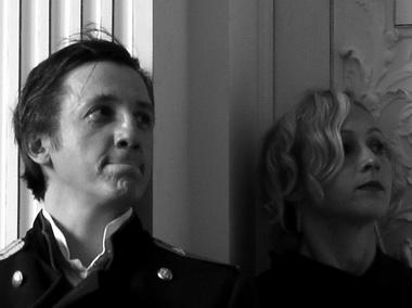 С. Дьячков (Соленый), Ю. Надервель (Ирина). Фото из архива театра