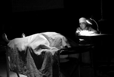 «Предчувствие». Театр юмора и сатиры Республики Саха (Якутск). Фото из архива фестиваля