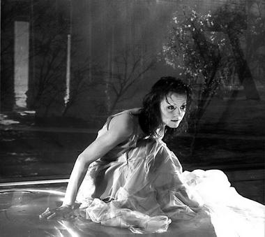 «Женщина моря». Камерный «Пятый театр» (Омск). Фото из архива фестиваля