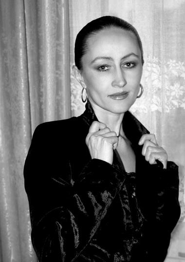 Е. Гринева. Фото В. Тесёлкина