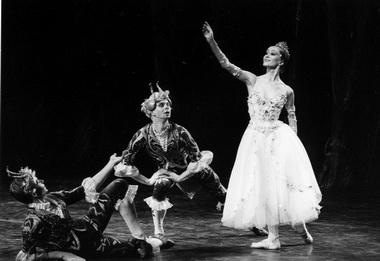 Е. Гринева (Фея). «Золушка». Театр оперы и балета им. М. П. Мусоргского. Фото из архива Е. Гриневой
