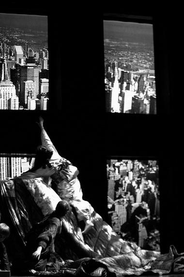 «Чио-Чио-сан». Сцена из спектакля. Санктъ-Петербургъ-Опера. Фото из архива театра