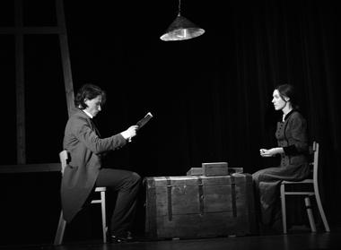 Сцена из спектакля. Фото Н. Разиной