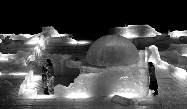 «Адриана Матер». Сцена изспектакля. ФотоР.Вальц