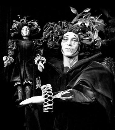 В.Чернявский (Автор). «Щелкунчик иМышиный король». Фотоизархиватеатра