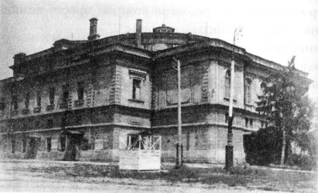 Херсон. Театр. 1920-е гг.