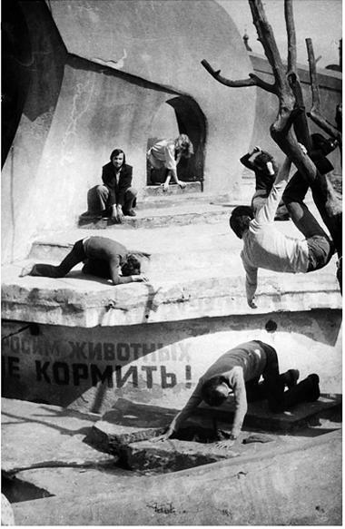 Первый заочный курс кукольников на«площадке молодняка». 1982г. ФотоВ.Советова