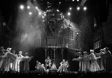 «Ночь открытых дверей». Свердловский театр музыкальной комедии. Фото из архива фестиваля