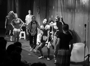 «Звездопад». Каунасский драматический театр. Фото из архива фестиваля